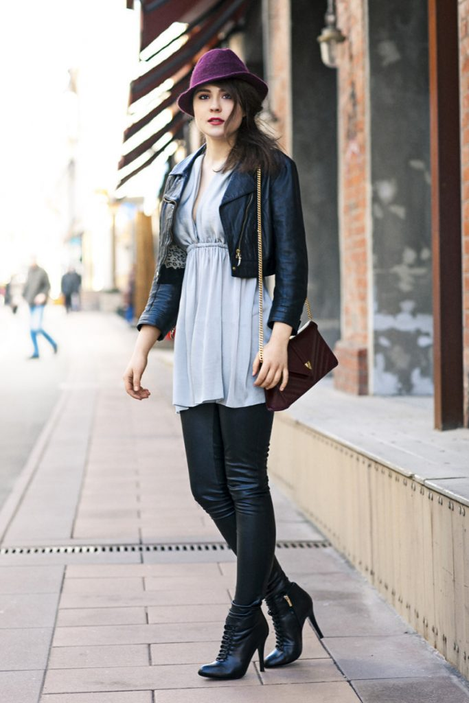 Four Different Ways to Wear a Tunic