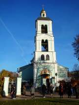 Tsaritsyno, Church of Icon of Our Lady