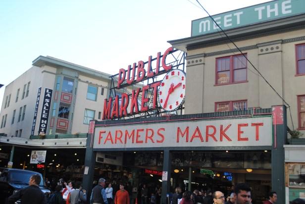 seattle farmers public market
