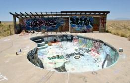 Two Guns, Arizona - Route 66 Ghost Town