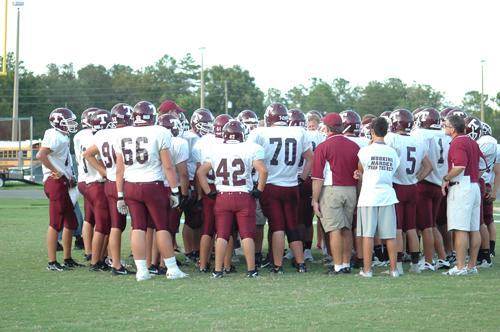 Tarpon Springs High School Football