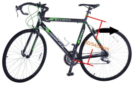 merax road bike