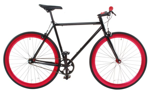 Vilano Rampage Fixed Gear Fixie Single Speed Road Bike Review