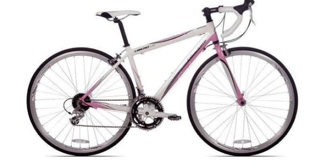 Giordano Libero 1.6 Pink Women Road Bike-700