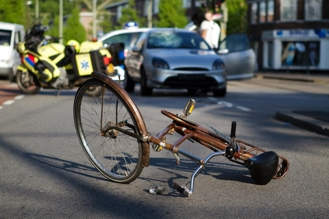 road bike accidents