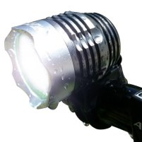 Bright Eyes Rechargeable POWERFUL 1200 LUMENS Bike Headlight