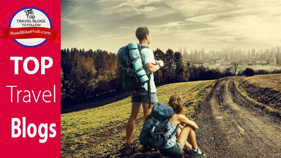 top travel blogs by roadbikehub