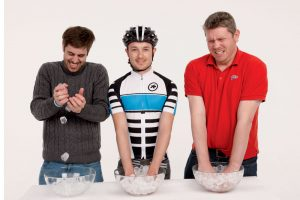 Pain in The Hand When Cycling