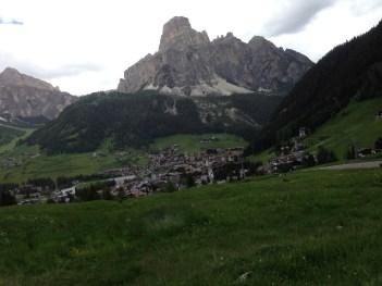 Corvara. Dolomitas