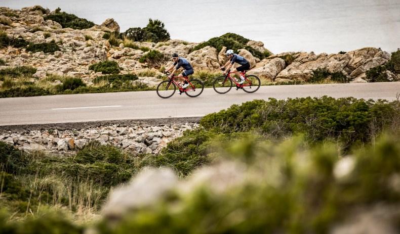 Castelli Cycling. Mallorca Speed Camp
