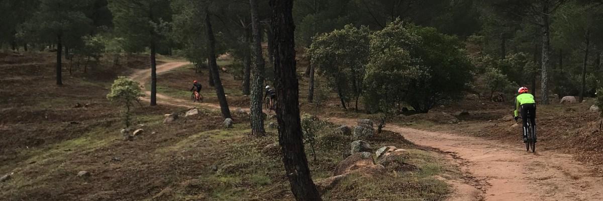 Córdoba gravel