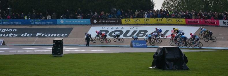 Velódromo de Roubaix.
