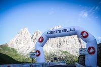 Maratona de los Dolomitas.