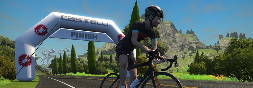 Zwift Castelli Cycling