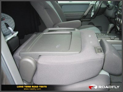Nissan Truck Front Passenger Seat