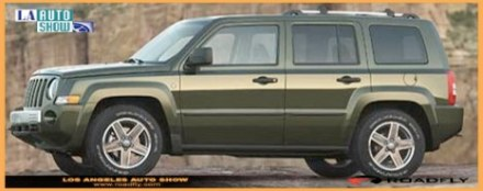 All-New 2007 Jeep Patriot