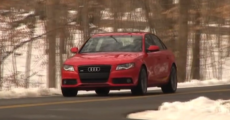 2011 Audi A4 review with Emme Hall