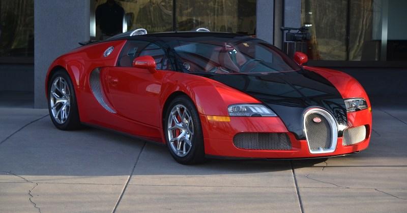 2013 Bugatti Veyron