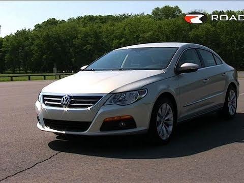 2009 Volkswagen Passat Cc Car Review Video
