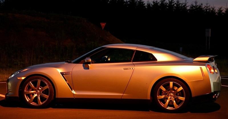 2009 Nissan GT-R Throwback Thursday