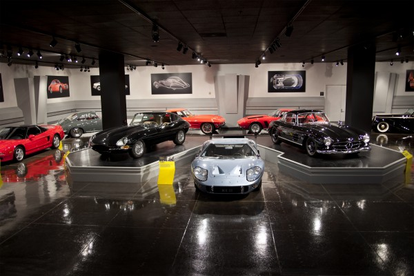 Petersen Museum - World's Greatest Sport Coupes