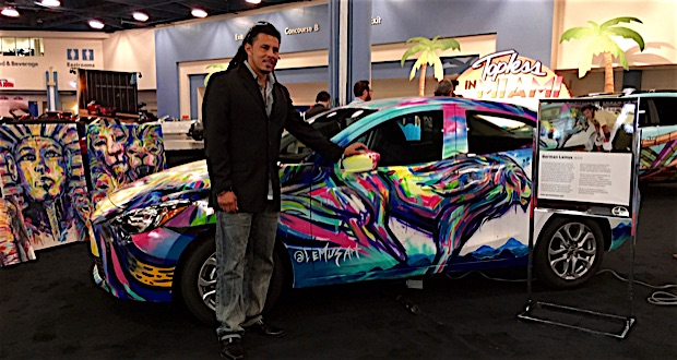 Miami Art Cars