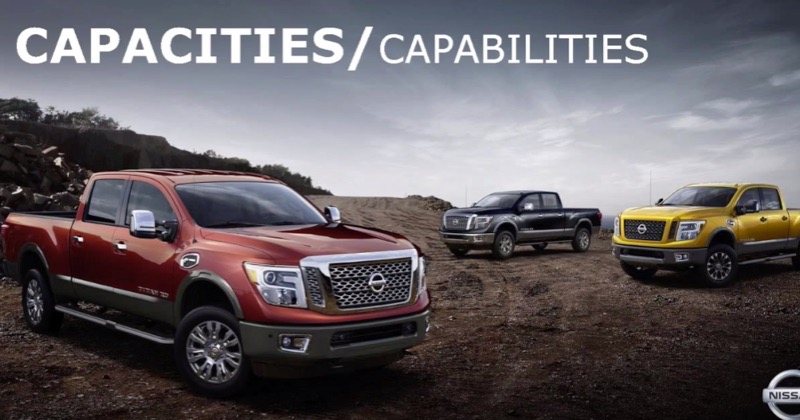 Nissan Titan XD Overview