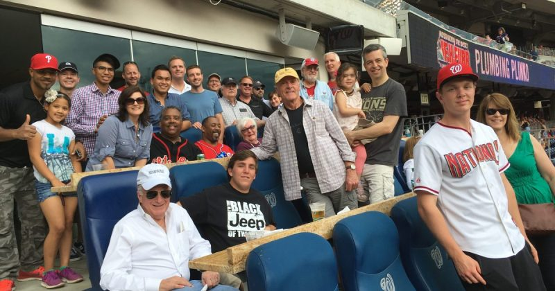 WAPA Mazda Nats Baseball