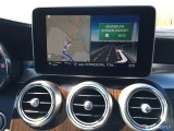 2017 Mercedes-Benz C-Class Coupe Navigation Screen