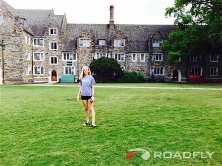 Ava Romero Touring Duke University