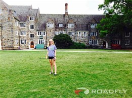 Ava Romero Touring Duke University