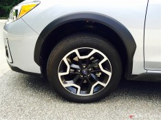 2016 Subaru Crosstrek Wheels