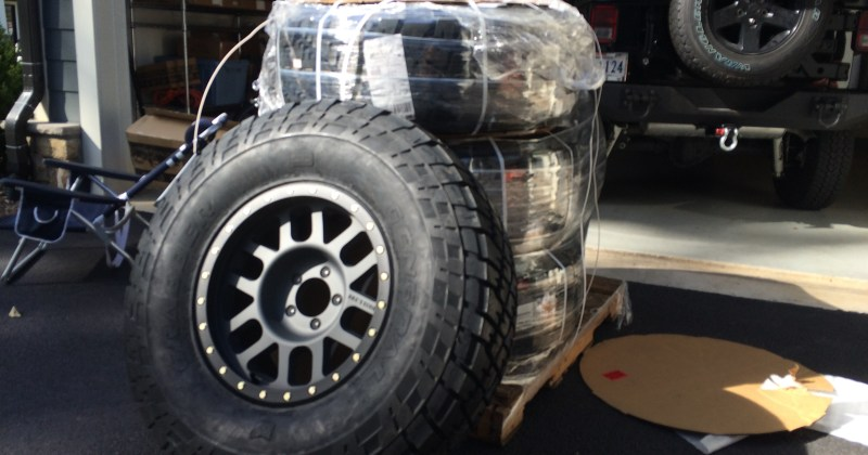 Review And Road Test Of 37 Inch General Grabber Tires On 18 Inch