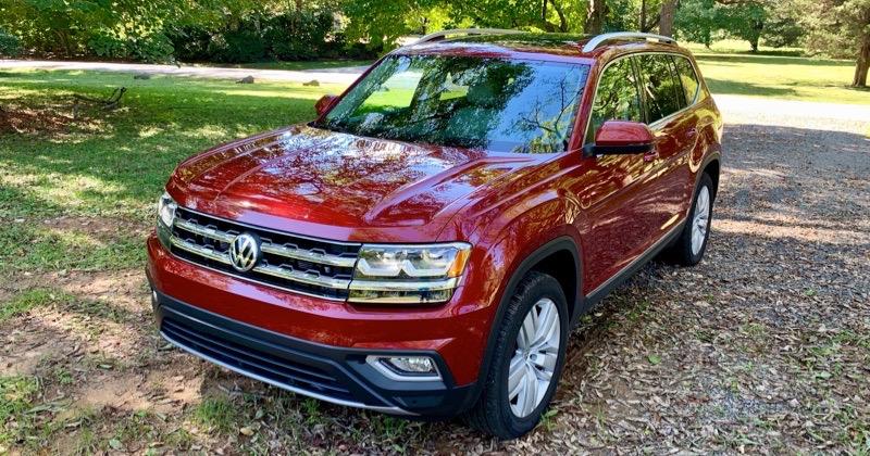 2018 VW Atlas SEL Premium 4MOTION