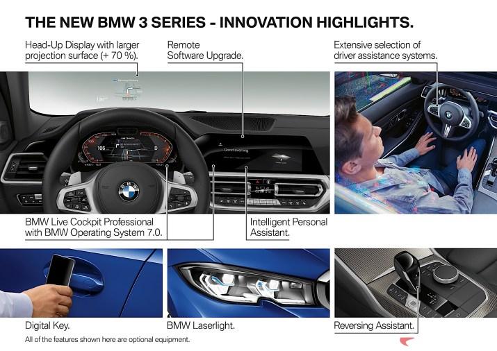 BMW 330i highlights