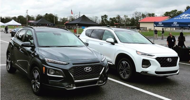 Hyundai WAPA Rally 2018