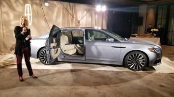 Joy Falotico Lincoln Continental 12 18 press revel