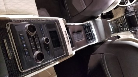 Lincoln Continental Rear Center Console