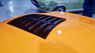2020 Ford Mustang GT500 Hood Vent