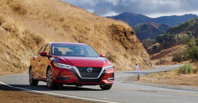 2020 Nissan Sentra car review