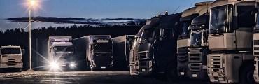 Parkings de camions sécurisés en Europe : 100 millions d'euros accordés par la CE