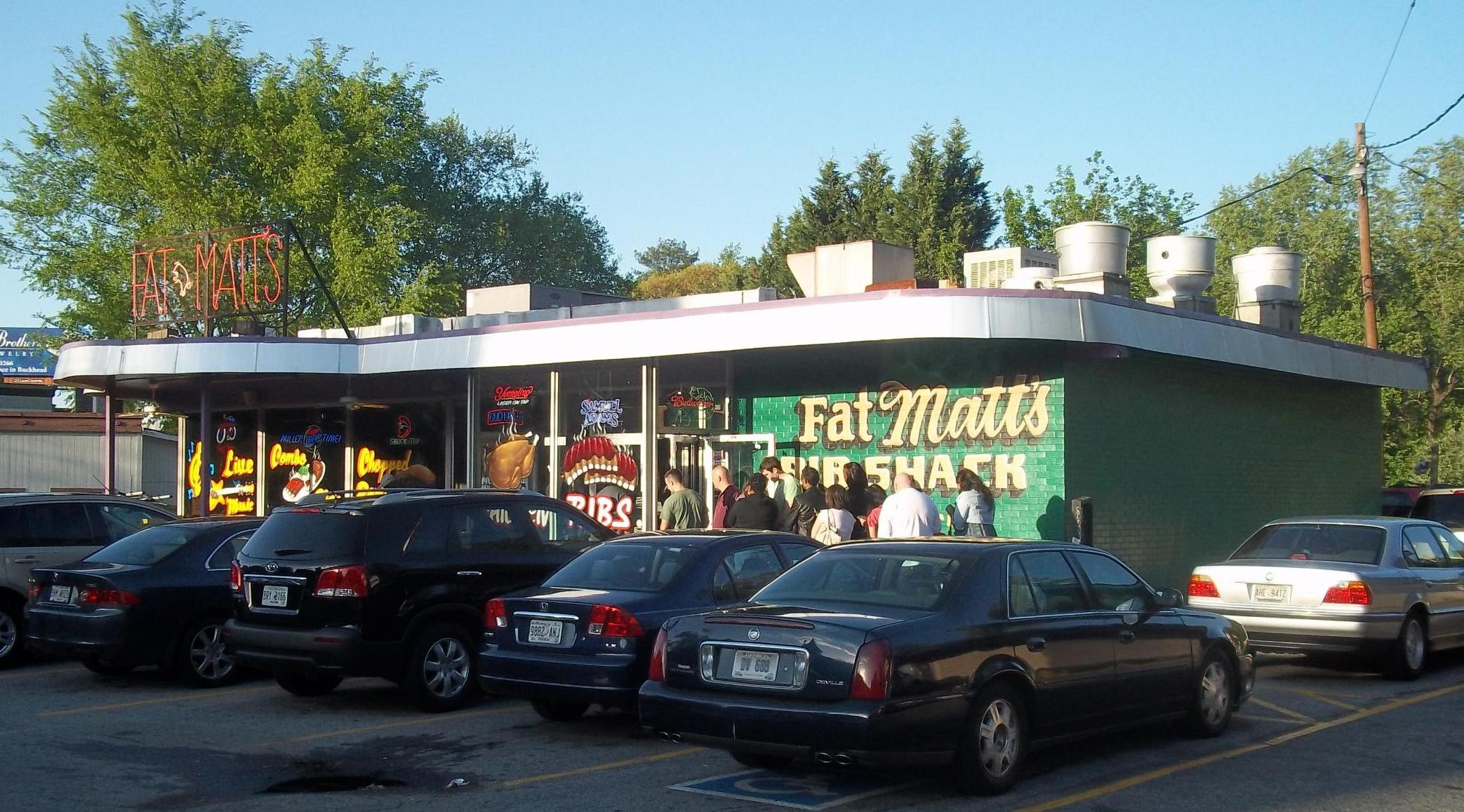 Soul Food Downtown Atlanta