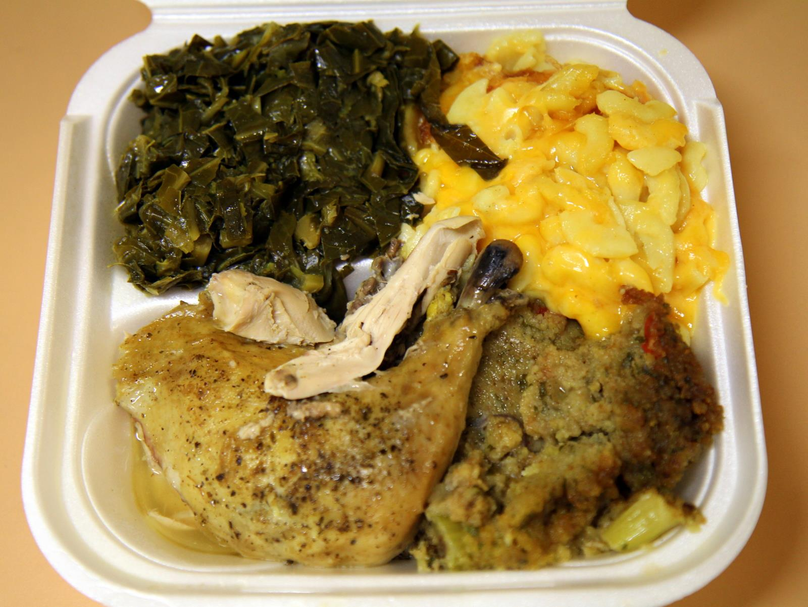 Soul Food Restaurants Orlando