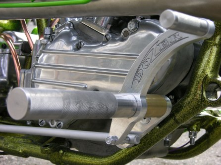 '58 Pan-Shovel Chopper - forward controls