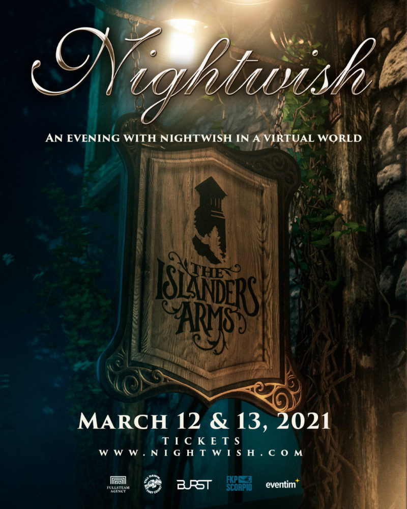 "NIGHTWISH inicia ""Human. :II: Nature."" World tour em realidade virtual 