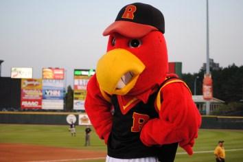 Scary Bird.