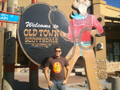 Old Town, Scottsdale, Arizona, USA