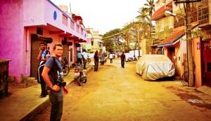 Chennai Back Streets