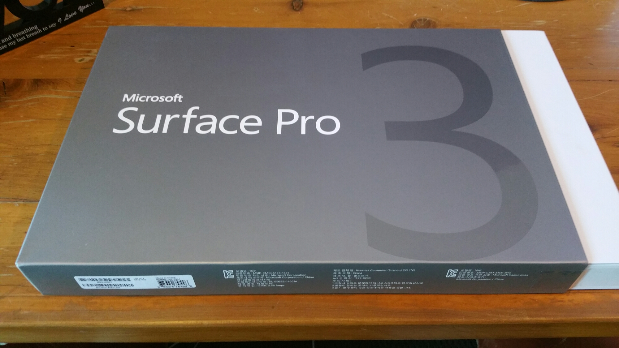 Blogging (and photo editing) with Microsoft Surface Pro 3 » Road ...