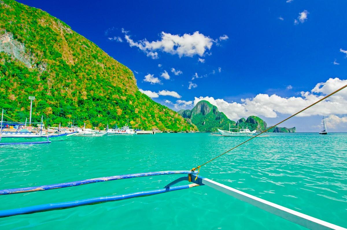 Hidden Lagoon - El Nido, Philippines
